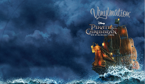 Pirates of the Caribbean: On Stranger Tides Signing