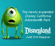 The newly expanded Disney California Adventure Park