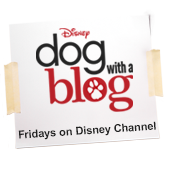 Disney Dog with a Blog
