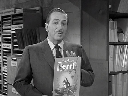 Walt Disney and Perri