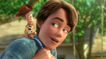 Andy and Woody Toy Story 3