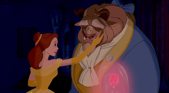Belle and Beast Beauty and the Beast