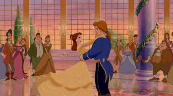 Beauty and the Beast Final Scene
