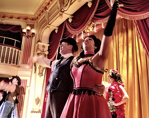 Singing Members of the Golden Horseshoe Revue