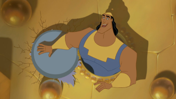 Kronk The Emperor's New Groove