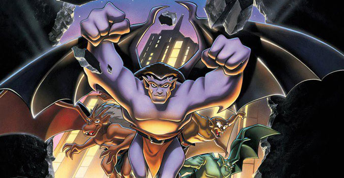 Gargoyles 1