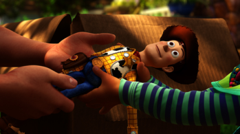 End of Toy Story 3
