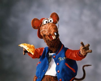 Rizzo the Rat The Muppets