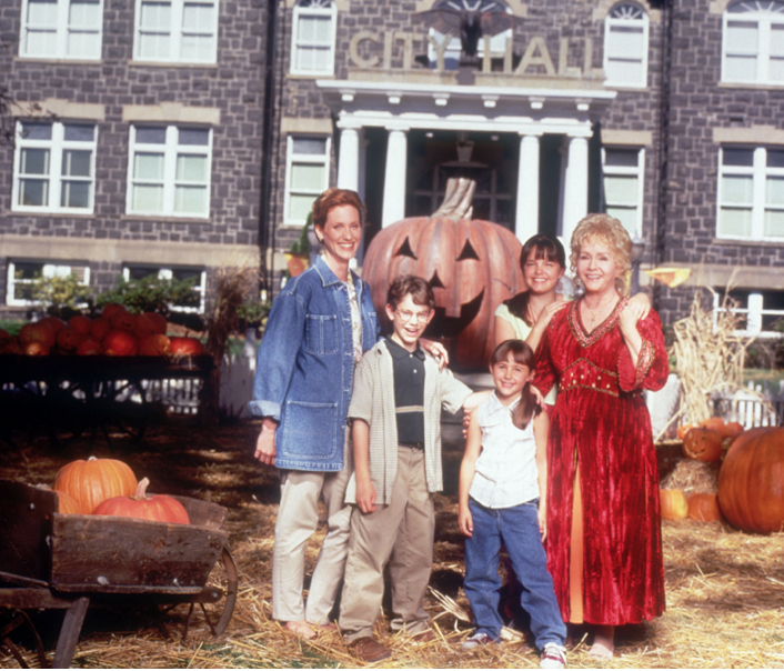 90s Disney Halloweentown