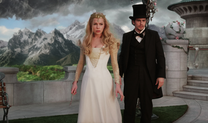 Oz the great and powerful featured 2