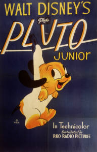 Disney Babies Pluto