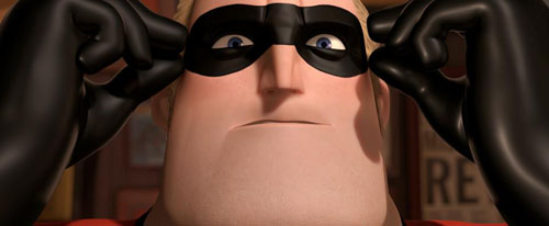 You're Great Mr. Incredible