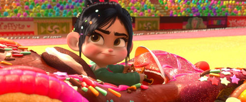You're Great Vanellope