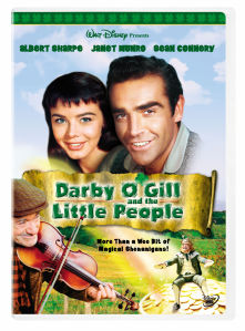 Darby O&#039;Gill and the Little People