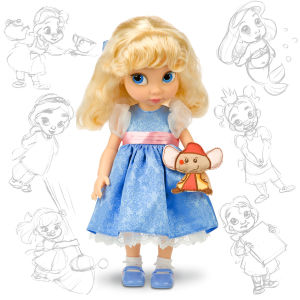 Disney Store Cinderella Character Doll