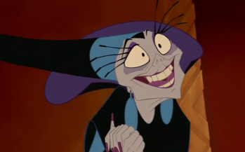 Yzma The Emperor's New Grovve