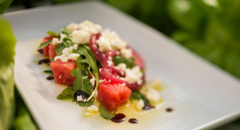 Watermelon Salad Recipe from Disney Parks and Resorts