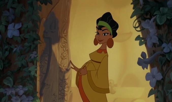Disney Mom- Emperor's New Groove
