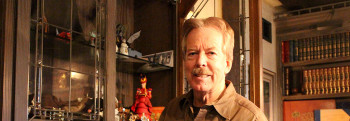 Tony Baxter and his Collection
