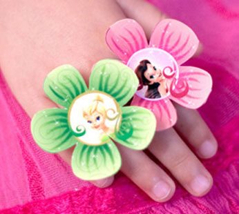 Fairy Flower Rings