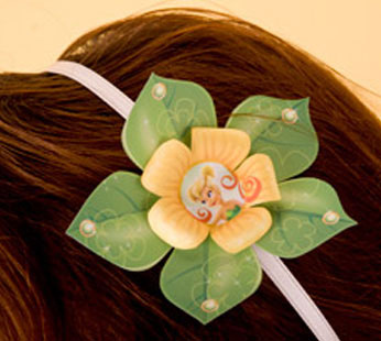 Fairy Flower Headband