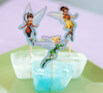 Secret of the Wings Ice Pop Toppers