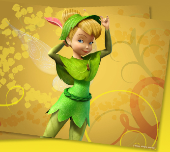 Tinker Bell Wallpaper