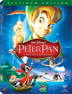 Peter Pan movies in France