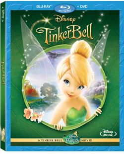 Феи 1-5 / Tinker Bell 1-5 (2008-2012) BDRip 720p, HDRip 720p