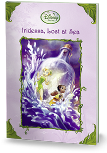 Iridessa, Lost at Sea
