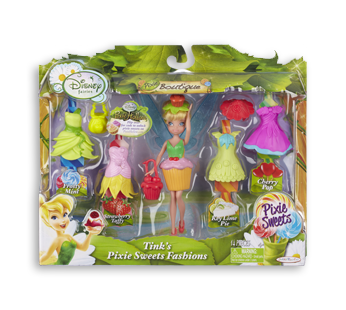 Tink's Pixie Sweets Fashion