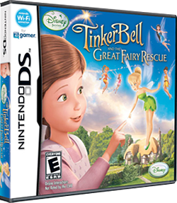 Great Fairy Rescue Video Game
