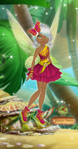 Hey, Fairy fashionistas! Your pixie creativity and shimmerific style