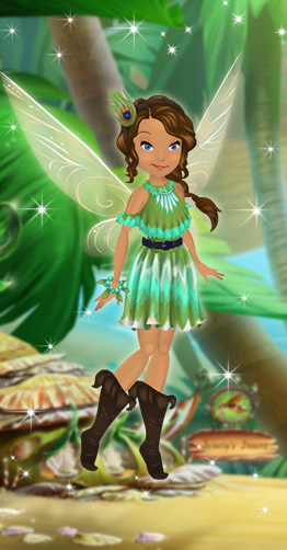 Fairies From Pixie Hollow