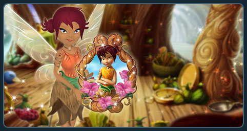 Kit's Nature Days Quest! | Pixie Hollow Guides