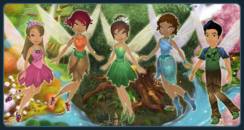 Fairies General Discussion