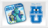Monsters University Mobile Game