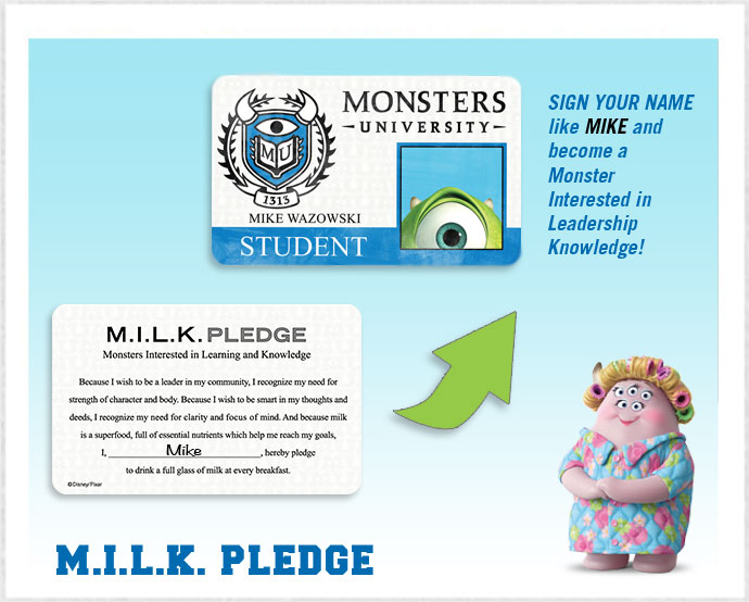 Pledge Card Page