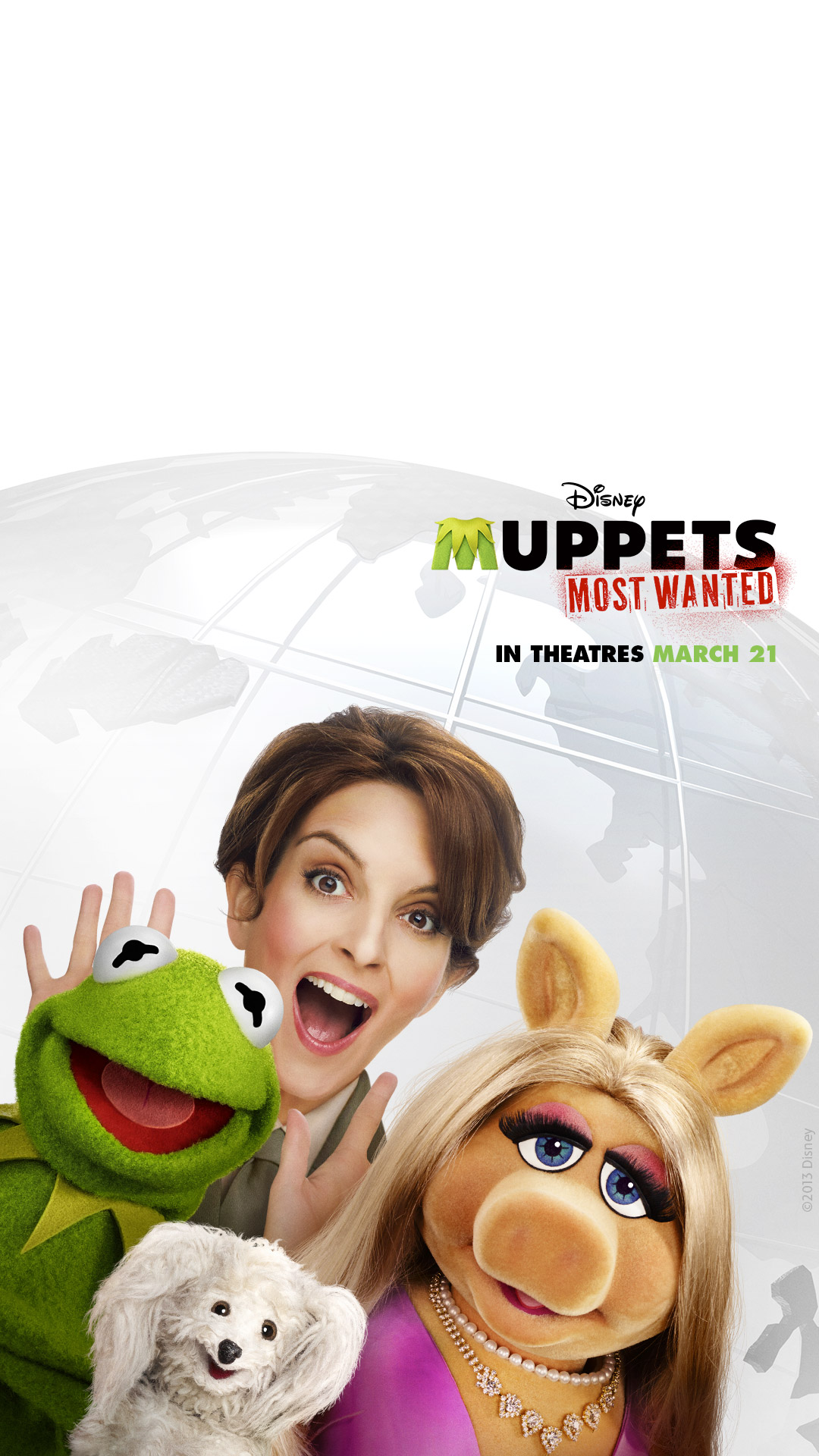 Muppets - Magazine cover