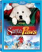 Santa Paws Blu-ray Combo Pack box