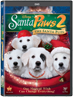 Santa Paws 2 DVD box