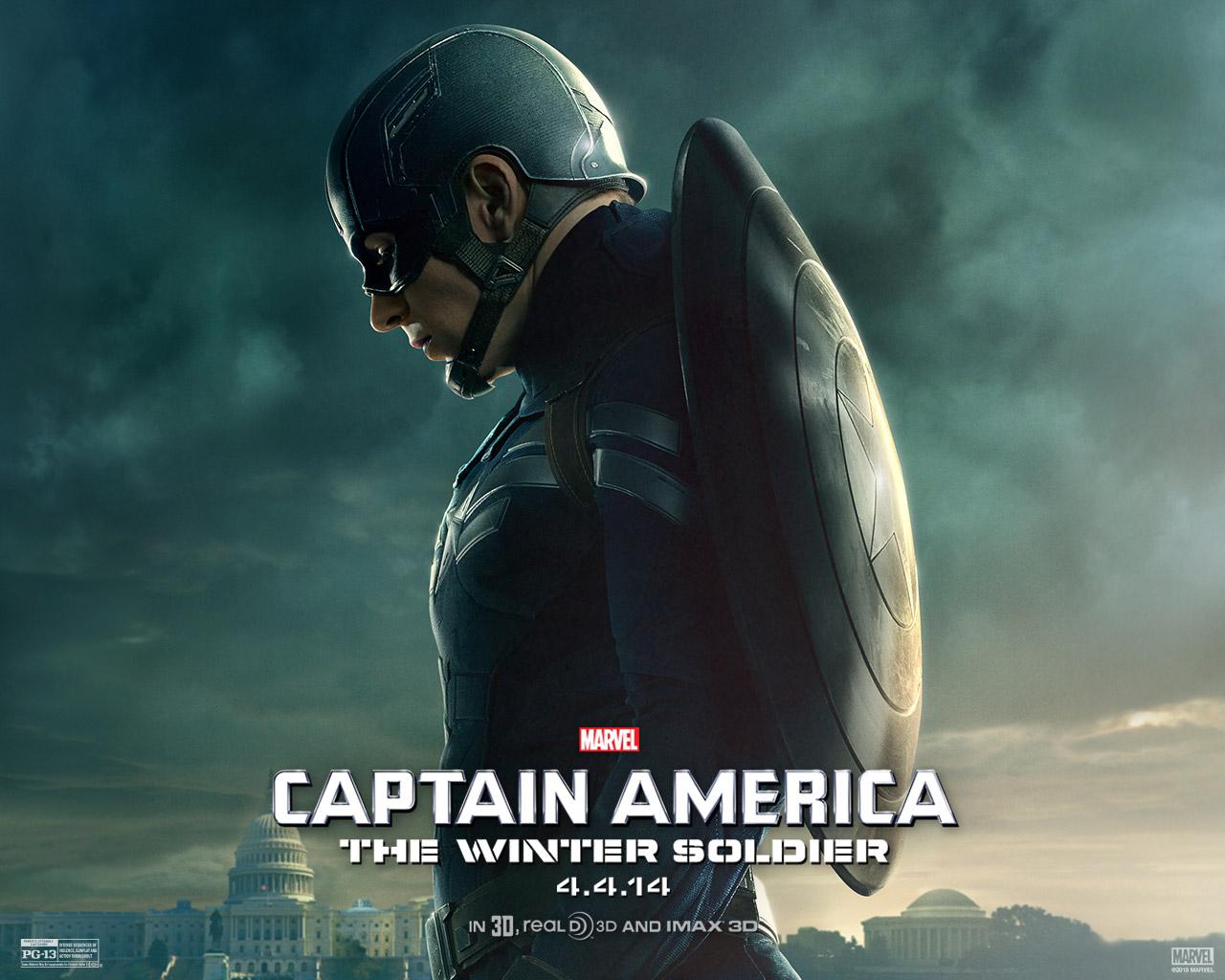 Marvel S Captain America The Winter Soldier Disney Movies
