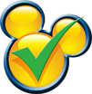 Mickey Check!